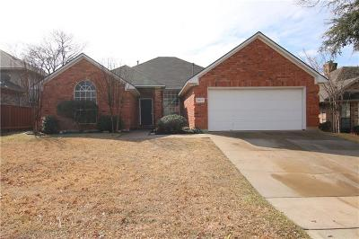 Fort Worth Single Family Home For Sale: 7877 Mahonia Drive