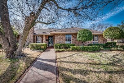Duncanville Single Family Home Active Option Contract: 730 Corinthian Place