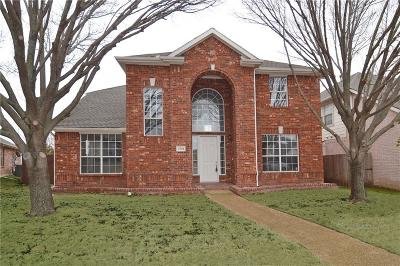 Single Family Home For Sale: 2301 Vail Drive