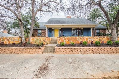 Arlington Single Family Home For Sale: 2711 Lincoln Drive