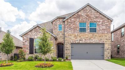 Forney TX Single Family Home For Sale: $313,050