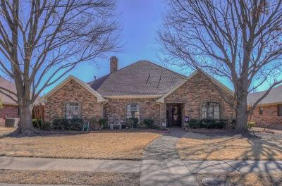 Allen Single Family Home For Sale: 1104 Mistywood Lane