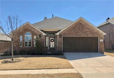Mckinney Single Family Home For Sale: 4029 Deer Crossing Drive