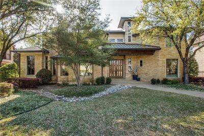 Dallas, Fort Worth Single Family Home For Sale: 9919 Avalon Creek Court
