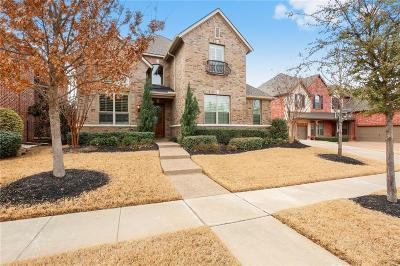 Collin County, Dallas County, Denton County, Kaufman County, Rockwall County, Tarrant County Single Family Home For Sale: 1421 Terrace Drive