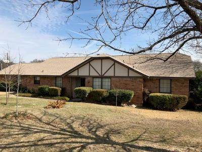 Midlothian Single Family Home Active Contingent: 5630 Cool Springs Drive