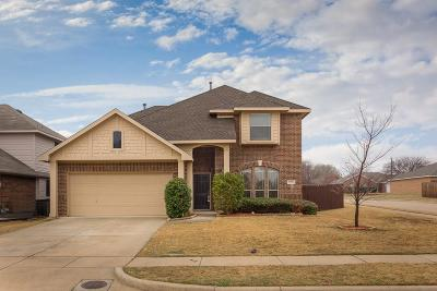 McKinney Single Family Home For Sale: 2721 Prescotte Pointe