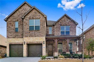 Single Family Home For Sale: 1808 Brown Stone