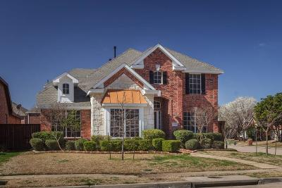 Carrollton Single Family Home For Sale: 1633 Hawkins Court
