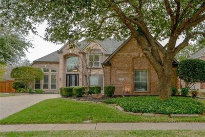 Mckinney Single Family Home For Sale: 806 Parkwood Court
