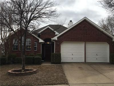 Fort Worth Single Family Home For Sale: 4800 Great Divide Drive
