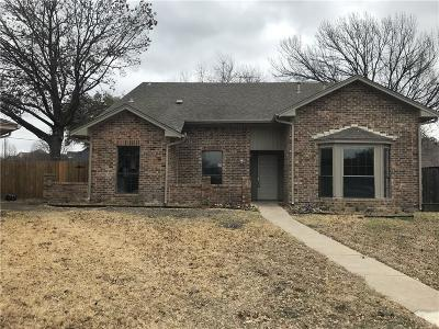 Dallas Single Family Home For Sale: 13310 Carthage Lane