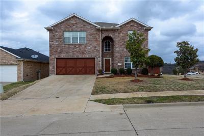 Dallas Single Family Home For Sale: 6503 Portside Ridge Lane