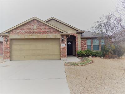 Fort Worth Single Family Home For Sale: 6936 Canyon Rim Drive