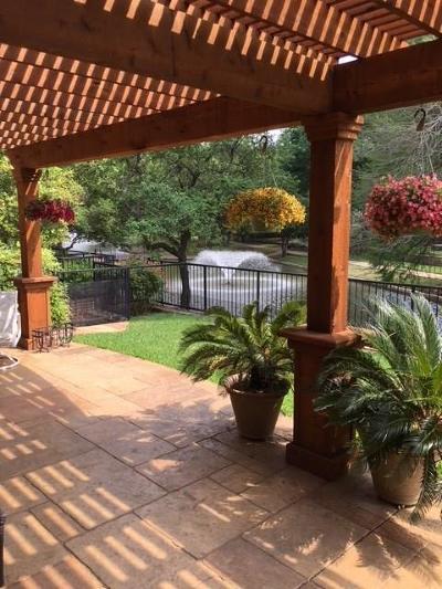 Dallas Single Family Home For Sale: 6502 Brook Lake Drive