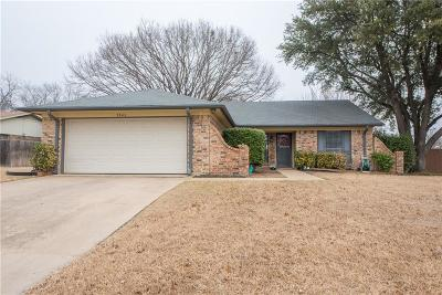 Fort Worth Single Family Home For Sale: 3945 Spoonwood Lane
