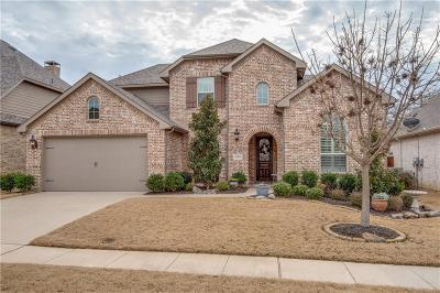 McKinney Single Family Home Active Contingent: 6509 Spring Wagon Drive