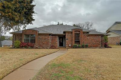 Duncanville Single Family Home Active Contingent: 1003 Briar Hill Circle