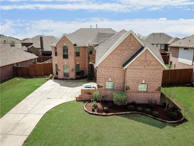 Sachse Single Family Home For Sale: 3406 Irvin Drive