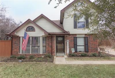Arlington TX Single Family Home For Sale: $250,000