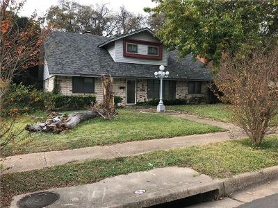 Dallas Single Family Home For Sale: 6143 Moonglow Drive