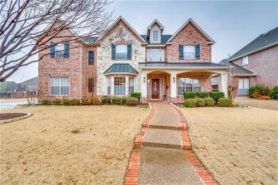 Lewisville Single Family Home For Sale: 2601 Merlin Drive