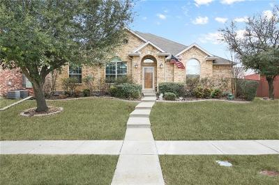 Rockwall Single Family Home For Sale: 1512 Ridgetop Court