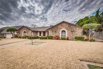 Duncanville Single Family Home For Sale: 1139 Greenway Drive