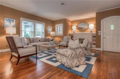 Fort Worth Single Family Home For Sale: 2110 Tremont Avenue