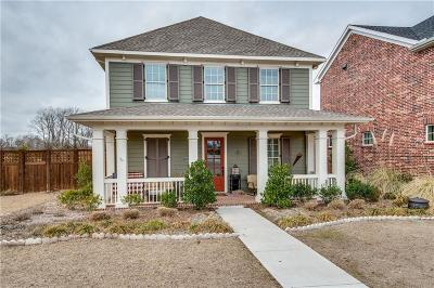 McKinney Single Family Home For Sale: 7605 Townsend Boulevard