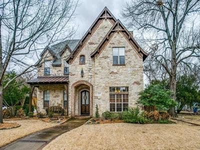 Dallas Single Family Home For Sale: 6164 Palo Pinto Avenue