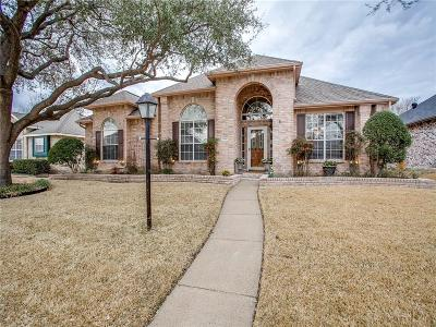 Rowlett Single Family Home For Sale: 8405 Meadowview Street