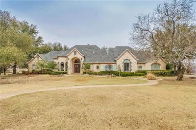 Fort Worth Single Family Home For Sale: 212 Cattlebaron Parc Drive