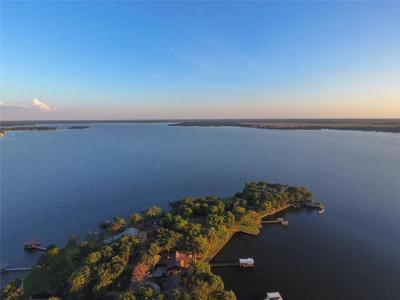 Mabank Single Family Home For Sale: 156 Deer Island