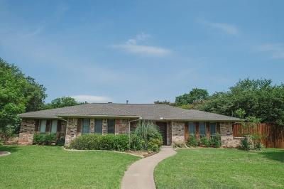 Plano Single Family Home For Sale: 2501 Walnut Lane
