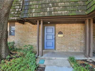Townhouse For Sale: 4402 Glenwood Court