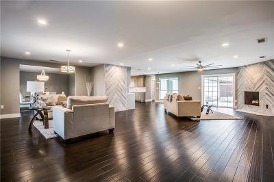 Dallas Single Family Home For Sale: 10717 Cox Lane
