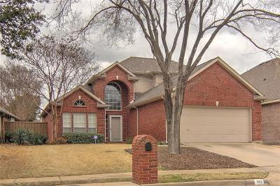 Dallas Single Family Home For Sale: 3617 Rodale Way