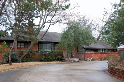 Dallas Single Family Home For Sale: 6130 Royal Lane