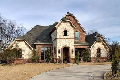 Fort Worth Single Family Home For Sale: 6007 Paper Shell Way