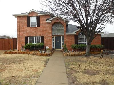 Single Family Home For Sale: 3105 Lance Lane