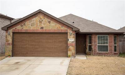 Haltom City Single Family Home For Sale: 5215 Westgrove Boulevard