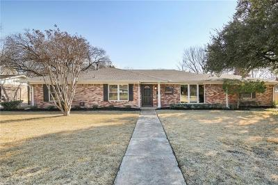 Dallas Single Family Home For Sale: 3510 Whitehall Drive