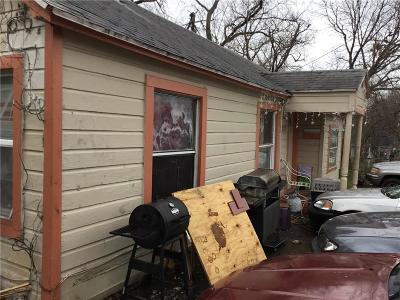 Dallas Single Family Home For Sale: 2322 Wycliff Avenue