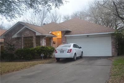 Austin Single Family Home For Sale: 1203 Faircrest Drive