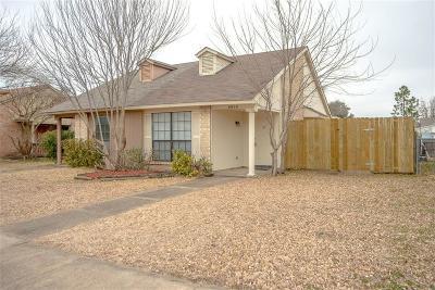 Half Duplex For Sale: 4610 Jenkins Circle