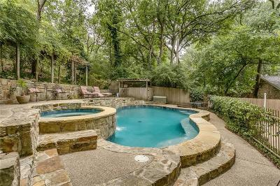 Fort Worth Single Family Home For Sale: 4029 Inwood Road