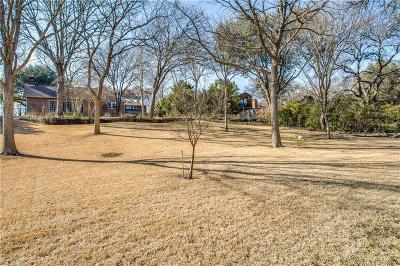 Dallas Residential Lots & Land For Sale: 9020 Guernsey