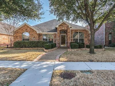 Carrollton Single Family Home For Sale: 1820 Amber Lane