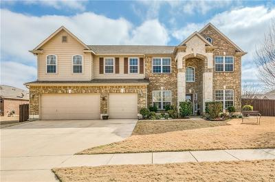 Forney Single Family Home For Sale: 3000 Lost Maples Circle